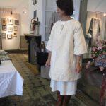 ゴブラン織りコート
