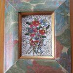 絵織りお花
