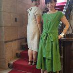 2015年夏のお洋服展お客様スタイル